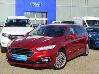 Ford Mondeo 2,0 Hybrid, Titanium, 103 kW kombi hybridní - benzin