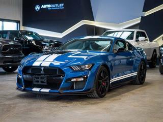 Ford Mustang 5,2 Shelby GT500 RECARO kupé benzin