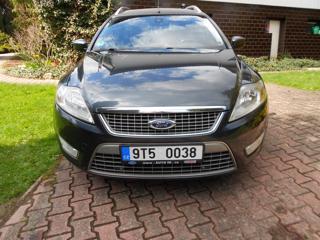 Ford Mondeo 2.0 TDCI 103 KW,2.Majitel,Navi kombi