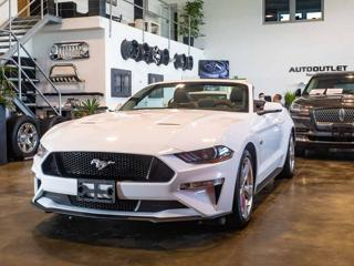 Ford Mustang 5.0 GT Premium Convertible Aut kabriolet benzin