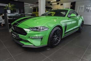 Ford Mustang 5,0 GT 5.0 V8/alcantara/ventilace/keyless  IHNED kupé benzin