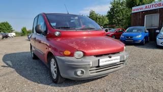 Fiat Multipla 1.9 JTD ELX,eko zaplaceno,2 sady ko kombi