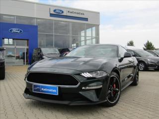 Ford Mustang 5,0 GT,Bullitt,RECARO,MAGNERIDE kupé benzin