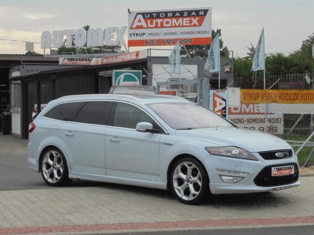 Ford Mondeo 2.2 TDCi- TITANIUM-S kombi nafta