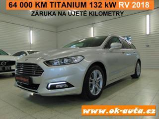 Ford Mondeo 2.0 TDCI TITANIUM 132 kW 2018 kombi