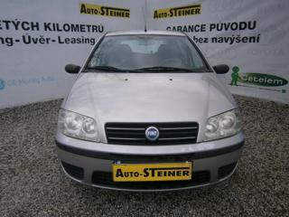 Fiat Punto 1.3i CNG hatchback