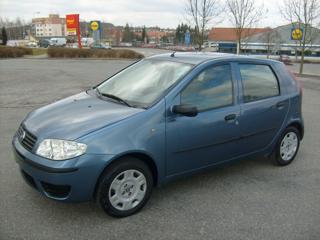 Fiat Punto 1.2i+LPG hatchback