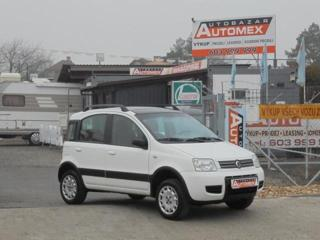 Fiat Panda 1.2 i Panorama 4x4 hatchback benzin