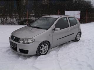 Fiat Punto 1.2 16V hatchback benzin