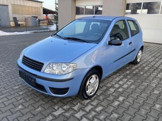 Fiat Punto 1.2i KLIMA-VELKÝ SERVIS hatchback
