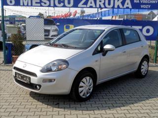 Fiat Punto 1,4 8v CNG *KLIMA* hatchback benzin
