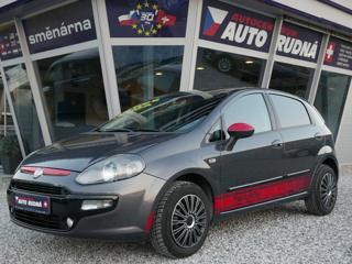 Fiat Punto Evo 1,4i 57kW Navi REZERVACE ! hatchback