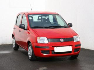 Fiat Panda 1.1, 1.maj, Serv.kniha, ČR hatchback benzin