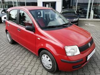 Fiat Panda 1,1   ČR, SERVISNÍ KNÍŽKA hatchback benzin