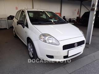Fiat Punto 1.3JTD hatchback nafta