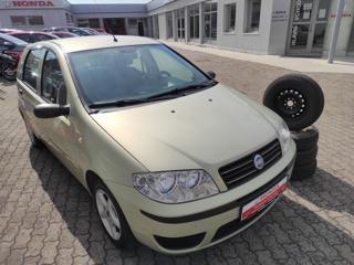 Fiat Punto 1.2i 44kW původ CZ hatchback