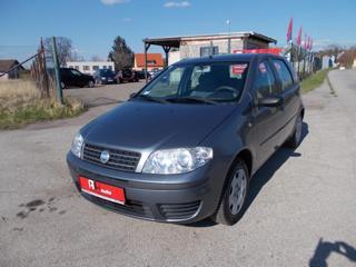 Fiat Punto II. 1.2i 8V, 44kW, Klima, TOP KM !! hatchback