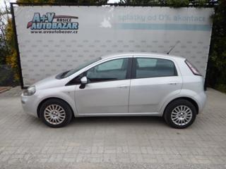Fiat Punto 1.4 i hatchback CNG