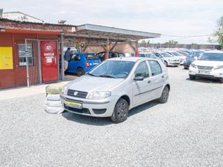 Fiat Punto 1.2 i AC hatchback benzin