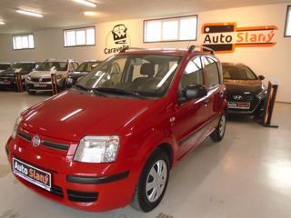 Fiat Panda 1.2i klima 47tkm! 1maj. Top stav! hatchback