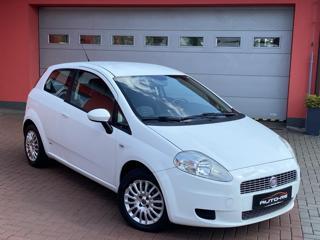 Fiat Punto 1.3JTD Klima Odpočet DPH hatchback