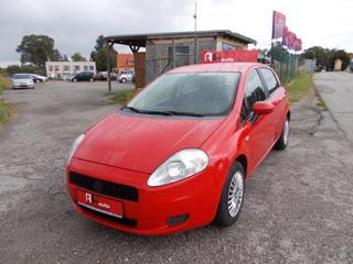 Fiat Punto 1.4i 57kW, Aut. klima hatchback
