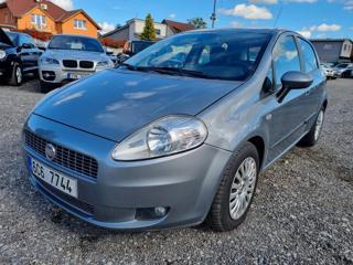 Fiat Punto 1.3JTD ,KLIMA,ABS,EL. OKNA hatchback