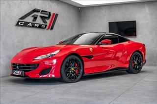 Ferrari Portofino 3.9 V8 DCT, JBL, kamery, passenger, CZ  OV kabriolet benzin