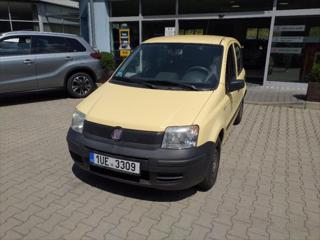 Fiat Panda 1,1   1.maj  v ČR, nová STK kombi benzin