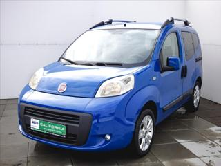 Fiat Qubo 1,4 i CNG Klima MPV CNG + benzin