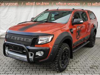 Ford Ranger 3,2 TDCi 4x4 WildTrak*RAPTOR*HARD TOP* pick up nafta