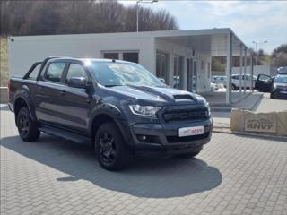 Ford Ranger 3,2 ,147KW,RAPTOR,ČR,1MAJITEL,KŮŽE pick up nafta