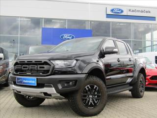 Ford Ranger 2,0 Bi-Turbo RAPTOR, Webasto pick up nafta