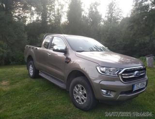 Ford Ranger Nový, DPH pick up