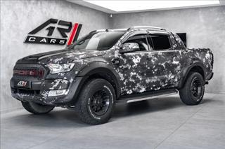 Ford Ranger 3,2TDCi Doppelkabine 4x4 Wildtrak  OV,Ko pick up nafta