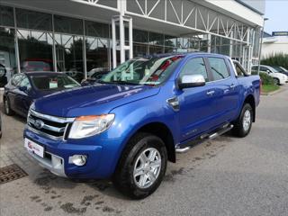 Ford Ranger 3,2 TDCi Limited 1.majitel pick up nafta - 1