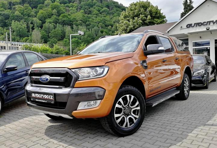 Ford Ranger 3.2TDCi 147kW 4x4 WILDTRAK pick up