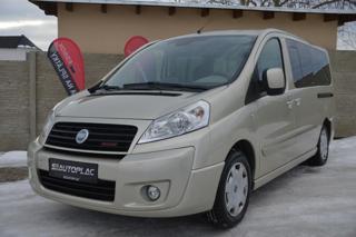 Fiat Scudo 2.0 JTD 100KW L2H1 Panorama 8Míst kombi