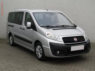 Fiat Scudo 2.0 JTD long Panorama minibus nafta