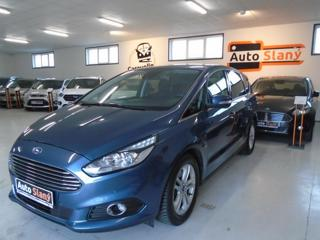 Ford S-MAX 2.0TDCi 140kW AWD, AT MPV