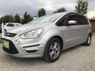 Ford S-MAX 1.6 EcoBoost MPV benzin