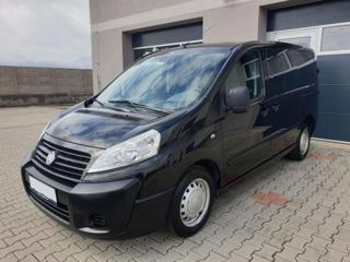 Fiat Scudo 1.6 JTD minibus nafta
