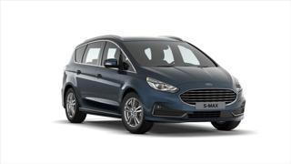 Ford S-MAX 2,0  EcoBlue Titanium MPV benzin