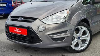 Ford S-MAX 2,0 TDCI 100 Kw Titanium,Panorama MPV
