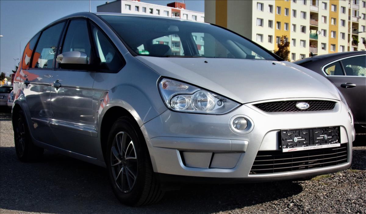 Ford S-MAX 2,0   TDCi !!TOP STAV!! MPV nafta