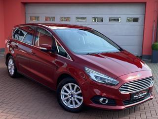 Ford S-MAX 2.0TDCi Full LED Navi Webasto !!! MPV