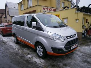 Ford Tourneo Custom 2.2 TDCI TITANIUM kombi