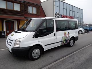 Ford Transit 2,2 TDCI Tourneo 6rych, 74KW !!!  Passenger Transport 300S kombi nafta
