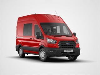 Ford Transit 2,0 EcoBlue mHev  VAN 350 L2H2 TREND kombi nafta