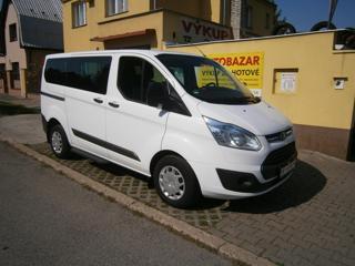 Ford Transit Custom 2.2 TDCI BUS KLIMA DPH kombi